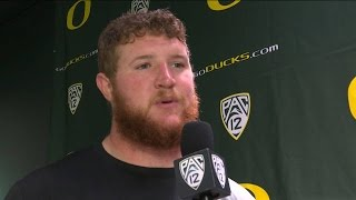 Matt Hegarty after loss to Michigan State: 'I'm proud of the way we fought them'