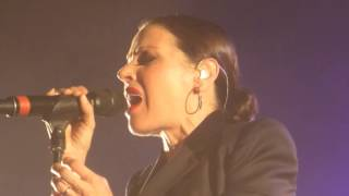 TINA ARENA - LIE IN IT - LIVE AT KENTISH TOWN FORUM, LONDON - TUES 26TH JAN 2016