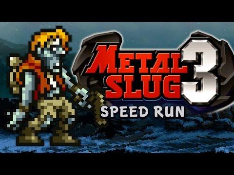 METAL SLUG 3 - &quotALL SECRETS&quot Speed RuN
