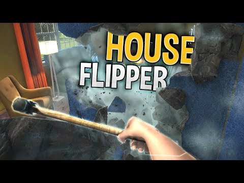 Gameplay de House Flipper