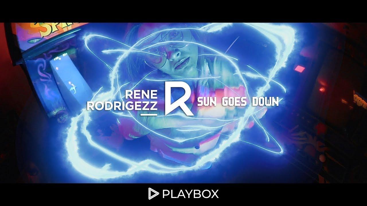Rene Rodrigezz – Sun Goes Down