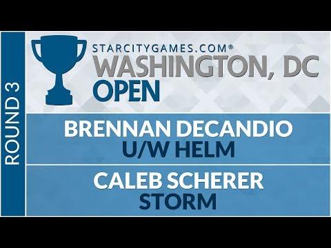 SCGDC - Round 3 - Brennan DeCandio vs Caleb Scherer