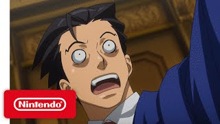 Phoenix Wright: Ace Attorney - Spirit of Justice Prologue
