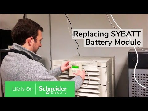 APC SYH4K6RMT Battery Replacement Kit