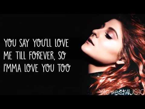 Meghan Trainor ft. R. City - Thank You (Lyrics)