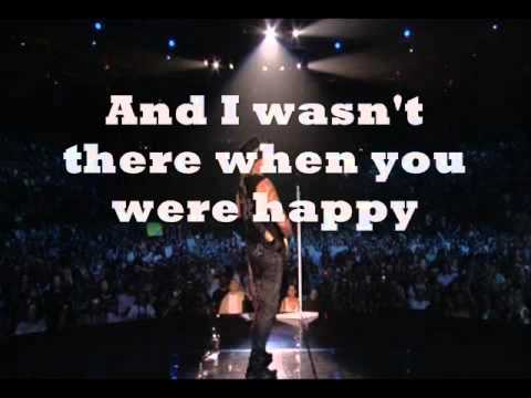 Richie Sambora - I'll Be There For You LIVE (lyrics)