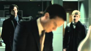 Sherlock - The Blind Banker S1E2 Trailer