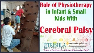 Importance of Physical Therapy for Children with Cerebral Palsy
