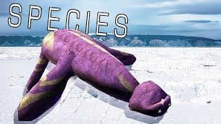 Surviving an Ice Age Apocalypse? - Species: Artificial Life, Real Evolution