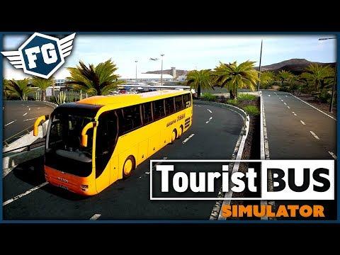 NEJHORŠÍ SIMULÁTOR - Tourist Bus Simulator