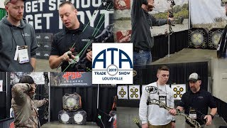 Test Firing NEW Bows At The 2019 ATA Show W/ Specs From Each Company - The Outdoorsmen