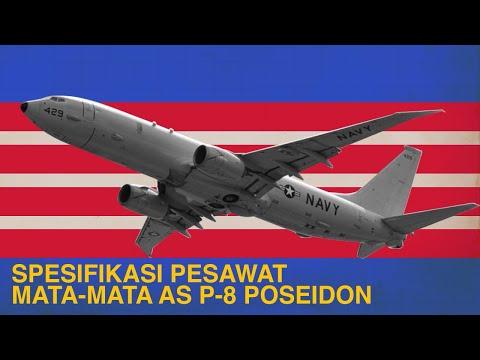 spesifikasi pesawat mata-mata as p- poseidon yang ditolak masuk indonesia