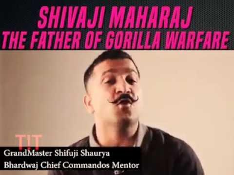 SHIVAJI MAHARAJ || THE FATHER OF GORILLA WARFARE.