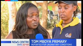 Nairobi county gives 21-day notice to clean up Tom Mboya Primary school