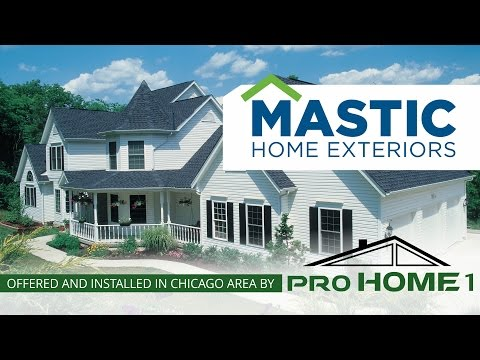 Reliable Vinyl Siding from Mastic