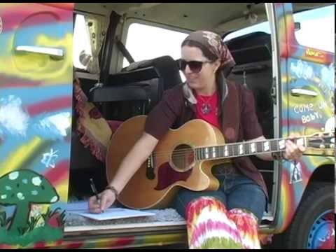 Tiffany Hulse - Rock 'n' Roll Hippie (Official Music Video)