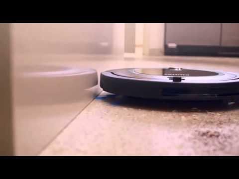 Philips FC8710 01 SmartPro Compact Robotersauger