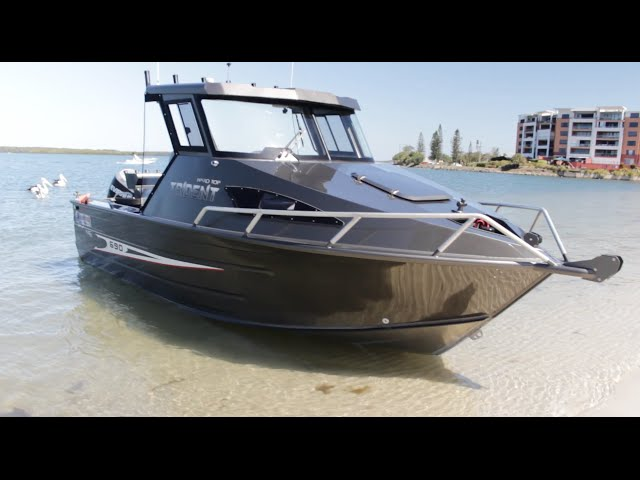 Quintrex Trident 690 Hard Top Review | Caloundra Marine Australia's best Quintrex pricing