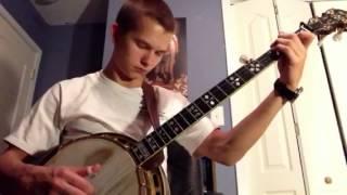 My Poor Old Heart-Brandon Toney on the Banjo