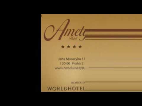 Hotel Ametyst Prague - www.hotelametyst.cz