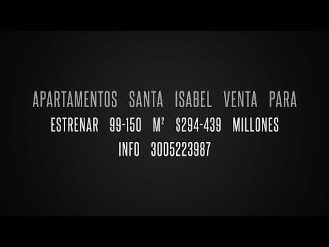 Apartamentos, Venta, Santa Isabel - $438.637.000