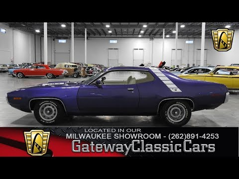 1971 Plymouth Road Runner for Sale - CC-1041640
