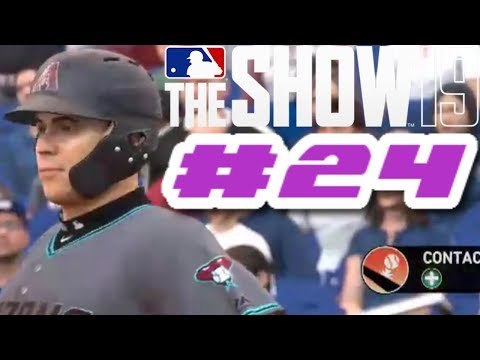 MLB The Show 19 PS4 Road To The Show - BATTING OVER .300