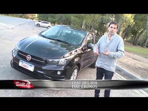 Cars TV - Test Drive Fiat Cronos