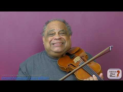 Goal setting as a violinist