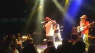 Tarrus Riley - Good Girl Gone Bad/Herbs Promotion live @ LMB 2014