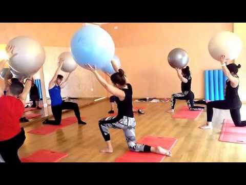Esercizio di dolore muscolare