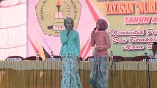 Neng Yani & Ocha - Salamin Ba'id (YPI Nurul Falah Bojong Pandan)