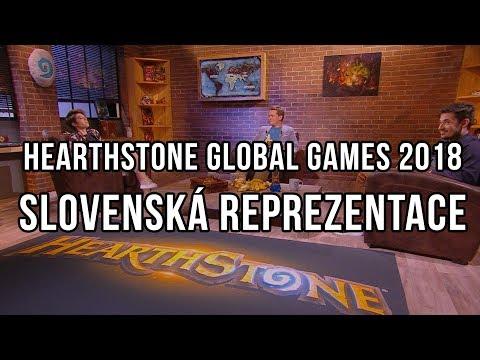 Hearthstone Global Games  - Slovenská reprezentace