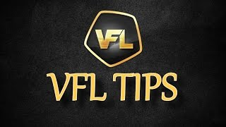 VFL TIPS For New Players