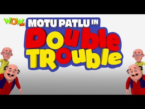 Motu Patlu In Double Trouble | Movie - ENGLISH, SPANISH & FRENCH SUBTITLES | As seen on Nick