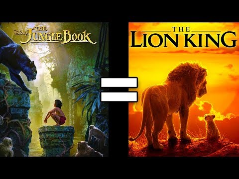24 Reasons The Jungle Book & The Lion King Are The Same Movie