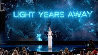 G.E.M. 【光年之外 LIGHT YEARS AWAY 】NASA 2019 Breakthrough Prize Ceremony 鄧紫棋