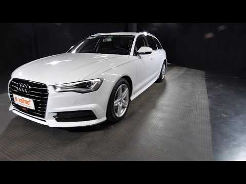 Audi A6 Avant 2.0 TDI 190 hv S Tronic Aut. S-Line, Farmari, Automaatti, Diesel, HJ-8528