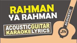 Nisa Sabyan - Rohman Ya Rohman (Instrumental Karaoke)