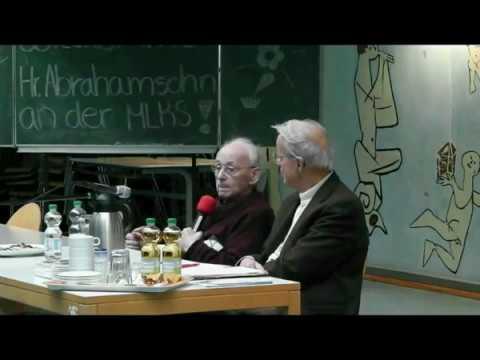 """Rolf Abrahamsohn, Teil 1/2 """"In Israel werden Bäume gepflanzt"""", Autoren: Jugendliche der Martin-Luther-Gesamtschule Marl"""