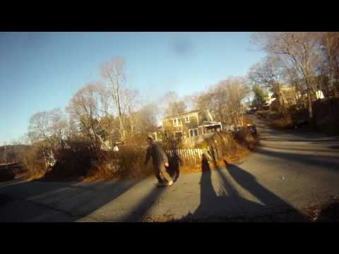 Marblehead Skateboard video