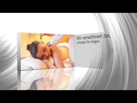 Die Massage die Valgusdeformation des Daumens
