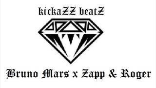Bruno Mars x Zapp & Roger Remix