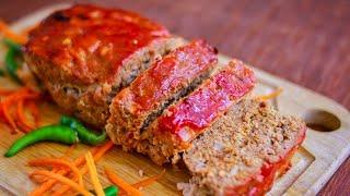 মিট লোফ রেসিপি । Meatloaf Recipe   Eid Special Recipe