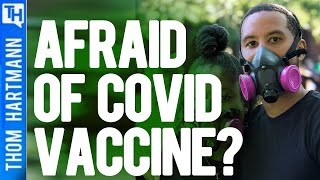 Why Are Black Americans Scared Of COVID Vaccine?