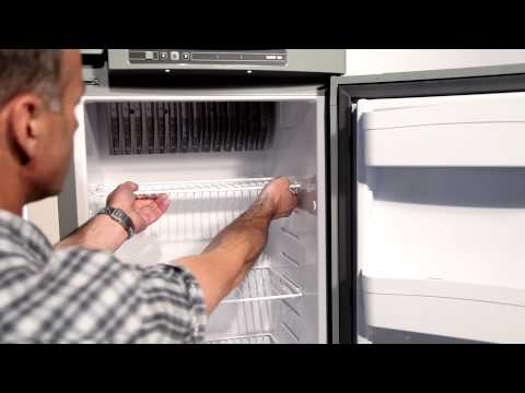 How to use the new N3000E fridge of Thetford