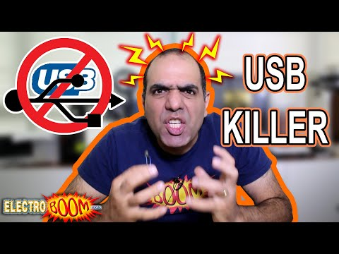 USB Killer… WHY???