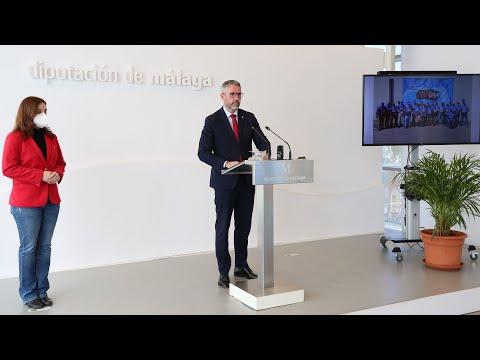 Presentación del programa Málaga Compite 2021
