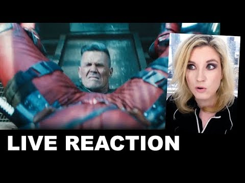 Deadpool 2 Final Trailer REACTION
