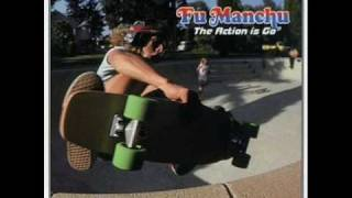 Fu Manchu-Laserbl'ast